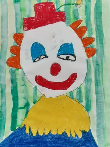 Februar - Clowns